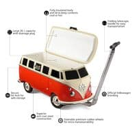 VW Campervan Steel Cool Box Drinks Cooler